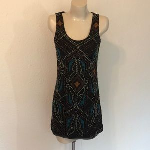 Nanette Lepore Santa Fe Mini Dress/Tunic